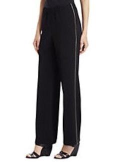 KENNETH COLE NEW YORK Maya Straight-Leg Pants