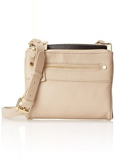 Kenneth Cole New York Morningside Cross Body Bag, Mushroom, One Size