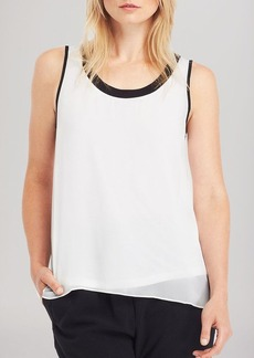 Kenneth Cole New York Noa Color Block Top
