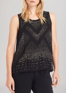 Kenneth Cole New York Noa Studded Top