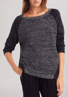Kenneth Cole New York Paiten Raglan Sweater