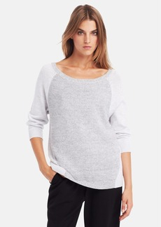 Kenneth Cole New York 'Patten' Metallic Sweater
