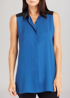 Kenneth Cole New York Raelynn Color Block Shirt