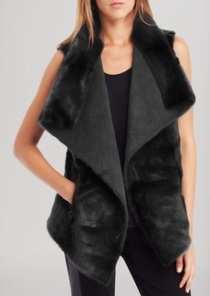 Kenneth Cole New York Remy Faux Fur Vest