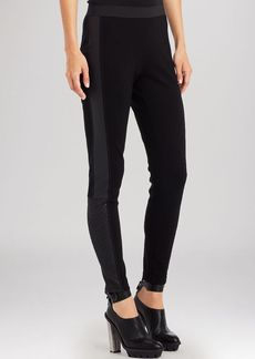 Kenneth Cole New York Ruby Faux Leather Quilted Leggings
