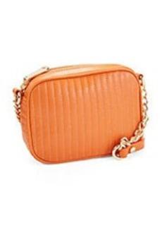 KENNETH COLE NEW YORK Sloan Street Leather Crossbody Bag