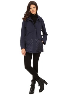 Kenneth Cole New York Soft Shell with Quilting