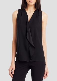 Kenneth Cole New York Viola Ruffle Top