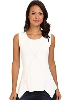 Kenneth Cole New York Women's Hilaria Sweater, White, Small