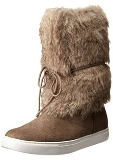 Kenneth Cole New York Women's Karter Winter Boot, Natural, 8.5 M US
