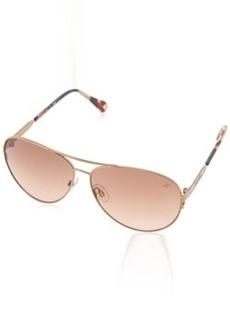 Kenneth Cole New York Women's KC7158W6128F Aviator Sunglasses