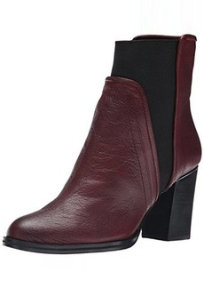 Kenneth Cole New York Women's Lowe Chelsea Boot, Brick, 8 M US