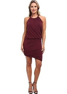 Kenneth Cole New York Women's Marinna Dress, Port/Black, X-Large