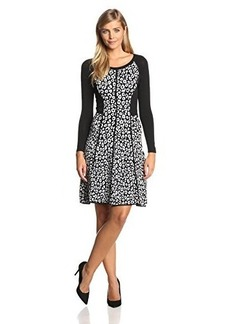 Kenneth Cole New York Women's Marnie Sweater Dress