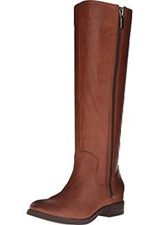 Kenneth Cole New York Women's Merit Riding Boot, Cognac, 7.5 M US