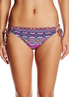 Kenneth Cole New York Women's Moroccan Me Crazy Adjustable Hipster Bikini Bottom