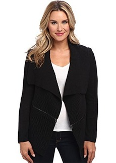 Kenneth Cole New York Women's Sabrina Sweater, Black, Large