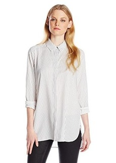Kenneth Cole New York Women's Terry Blouse