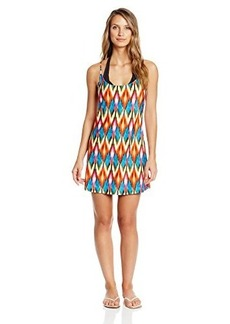 Kenneth Cole New York Women's Upon The Horizon Slip Cover Up Dress
