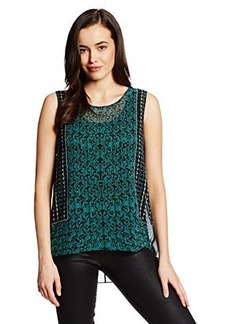 Kenneth Cole New York Women's Veronica Blouse
