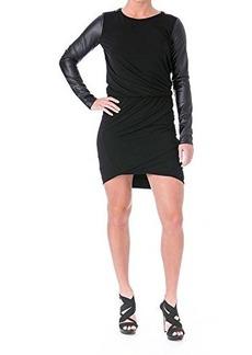 Kenneth Cole New York Women's Virginie Dress, Black, 4