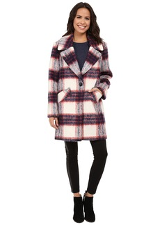 Kenneth Cole New York Wool SB Coat