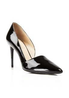 Kenneth Cole Pointed Toe D'Orsay Pumps - Pia High Heel