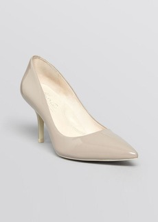 Kenneth Cole Pointed Toe Pumps - Lori High Heel