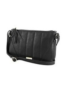 Kenneth Cole REACTION® 4 Easy Piece Black Crossbody