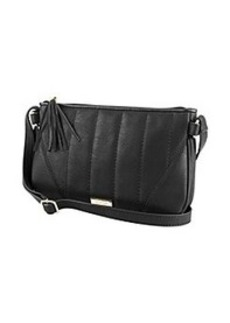 Kenneth Cole REACTION® 4 Easy Piece Black Crossbody *