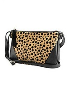 Kenneth Cole REACTION® 4 Easy Piece Black/Polka Dot Crossbody