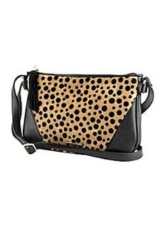 Kenneth Cole REACTION® 4 Easy Piece Black/Polka Dot Crossbody *