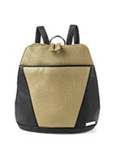 Kenneth Cole REACTION® 4 Easy Piece Mushroom/Black Backpack