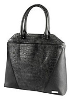 Kenneth Cole REACTION® 4 Easy Piece Pewter/Black Tote