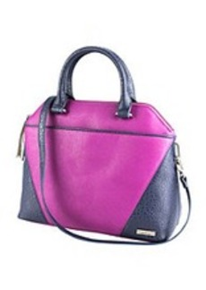Kenneth Cole REACTION® 4 Easy Piece Plox/Indigo Satchel
