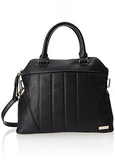 Kenneth Cole Reaction 4 Easy Pieces Buff Satchel