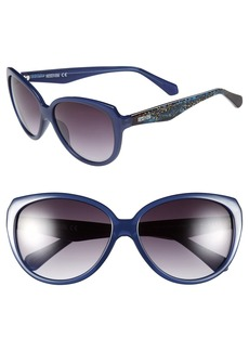 Kenneth Cole Reaction 60mm Cat Eye Sunglasses