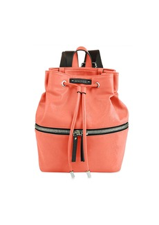 KENNETH COLE REACTION Bondi Girl Faux Leather Backpack