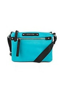 KENNETH COLE REACTION Bondi Girl Leather Crossbody Bag