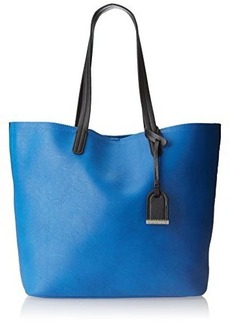 Kenneth Cole Reaction Clean Slate Two Tones Tote Shoulder Bag