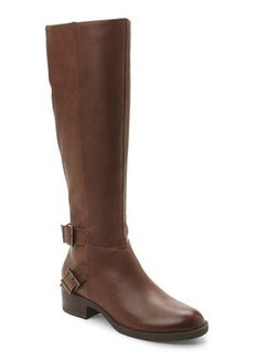 kenneth cole reaction Cognac Pod Town Riding Boots