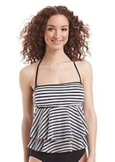 Kenneth Cole REACTION® Crochet Flyaway Tankini