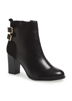 Kenneth Cole Reaction 'Cross Night' Leather Ankle Boot (Women)