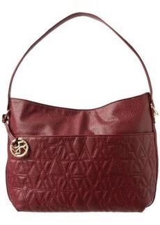 Kenneth Cole Reaction Diamond Girl K06722 Shoulder Bag,Cabernet,One Size
