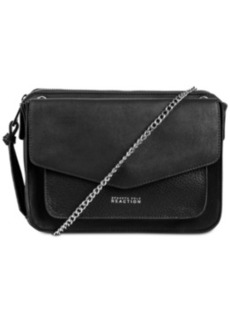 Kenneth Cole Reaction Easy Peasy Square Front Pocket Crossbody