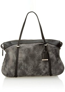 Kenneth Cole Reaction Getaway Satchel, Cool Grey, One Size