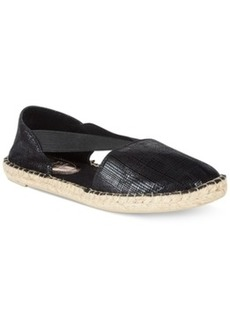 Kenneth Cole Reaction How Nol Espadrille Flats Women's Shoes