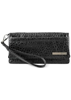Kenneth Cole Reaction It's a Wrap Double Gusset Flap Clutch