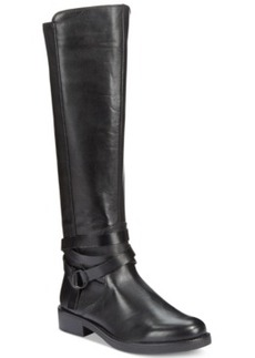 Kenneth Cole Reaction Kent Play Riding Boots Women's Shoes