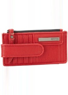 Kenneth Cole Reaction Never Let Go-Snap Tab Credit Card Wallet